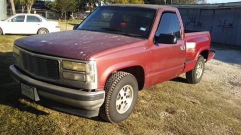 1988 GMC Sierra 1500HD Classic for sale in Cadillac, MI