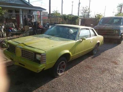 1979 Pontiac Le Mans for sale in Cadillac, MI