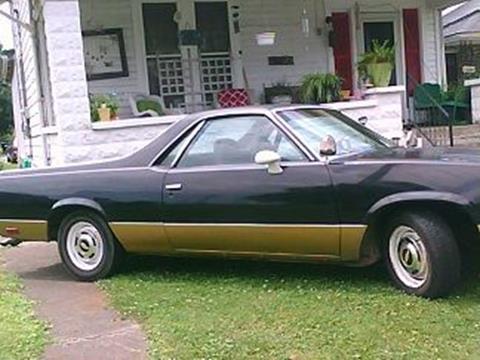 1981 GMC Caballero for sale in Cadillac, MI