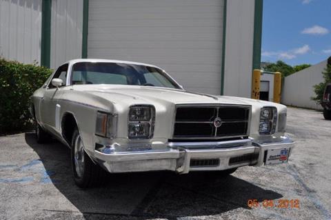 1979 Chrysler 300 For Sale In Temple Tx Carsforsale Com