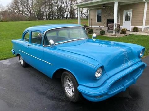 1956 Oldsmobile Eighty-Eight for sale in Cadillac, MI