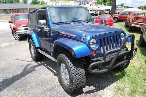 2009 Jeep Wrangler for sale in Cadillac, MI