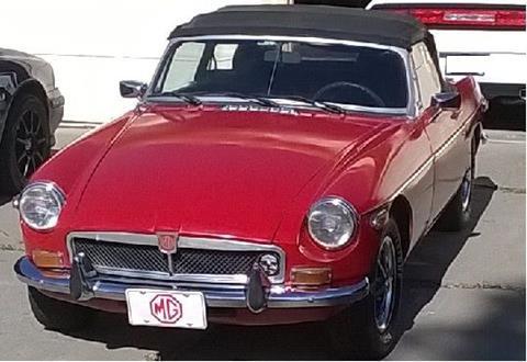 1973 MG MGB for sale in Cadillac, MI