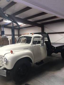 1952 Studebaker Flatbed