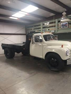 1952 Studebaker Flatbed for sale in Cadillac, MI