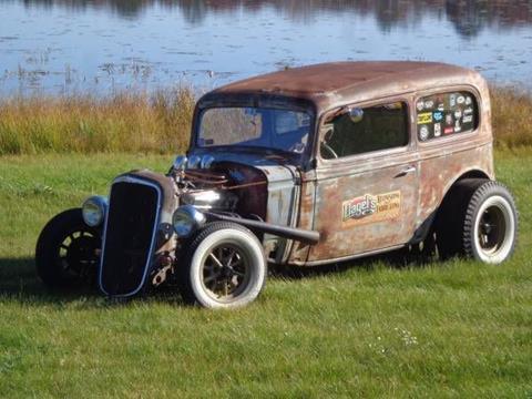 1935 Chevrolet Street Rod For Sale In Cadillac Mi
