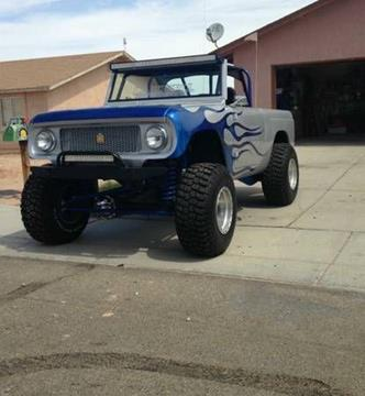 1964 International Scout for sale in Cadillac, MI