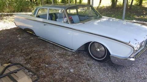 1960 Ford Fairlane for sale in Cadillac, MI