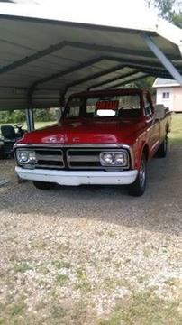 1972 GMC Sierra 2500 for sale in Cadillac, MI