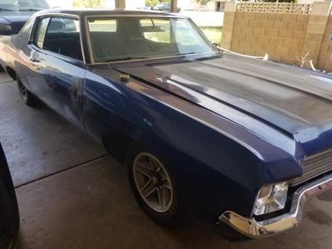 1970 Chevrolet Caprice for sale in Cadillac, MI