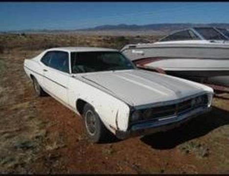 1970 Ford Galaxie for sale in Cadillac, MI
