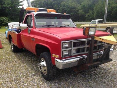 1984 GMC C/K 3500 Series for sale in Cadillac, MI