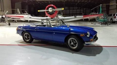 1971 MG MGB for sale in Cadillac, MI