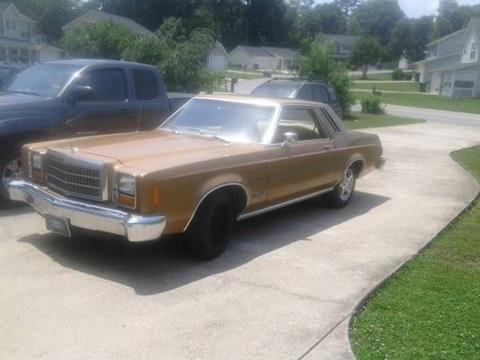 1979 Ford Granada for sale in Cadillac, MI