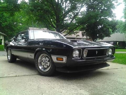 1973 Ford Mustang For Sale  Carsforsalecom