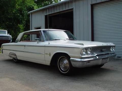 1963 ford galaxie 500 for sale richmond va. Cars Review. Best American Auto & Cars Review