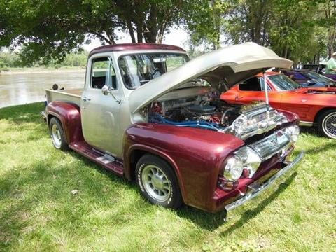 1954 Ford F-100 for sale in Cadillac, MI
