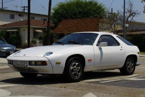 1979 Porsche 928 for sale in Cadillac, MI
