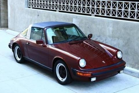 1983 Porsche 911 for sale in Cadillac, MI