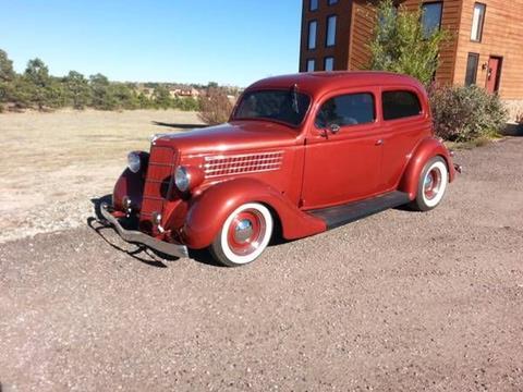 1935 Ford Tudor for sale in Cadillac, MI