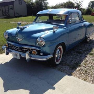 1949 Studebaker Starlight for sale in Cadillac, MI