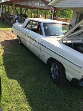 1965 Ford Fairlane for sale in Cadillac, MI