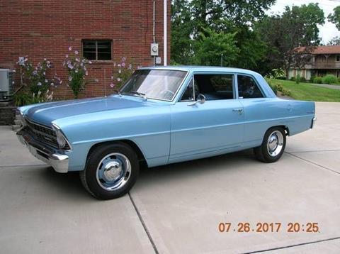 1967 Chevrolet Nova For Sale Carsforsale Com
