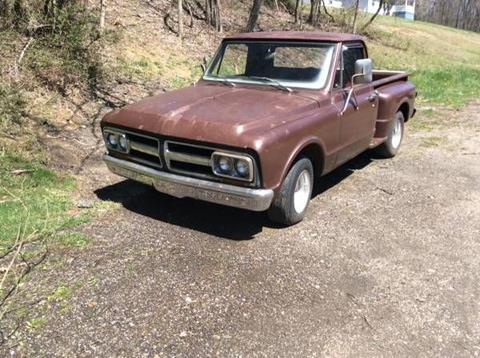 1967 GMC C/K 1500 Series for sale in Cadillac, MI