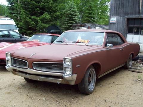 1966 Pontiac Tempest for sale in Cadillac, MI