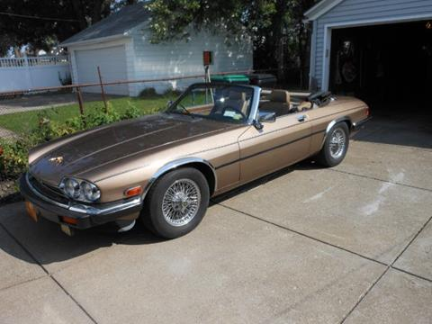 Attractive 1990 Jaguar XJS For Sale In Cadillac, MI