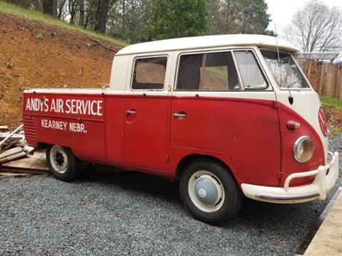 1961 Volkswagen Vanagon for sale in Cadillac, MI