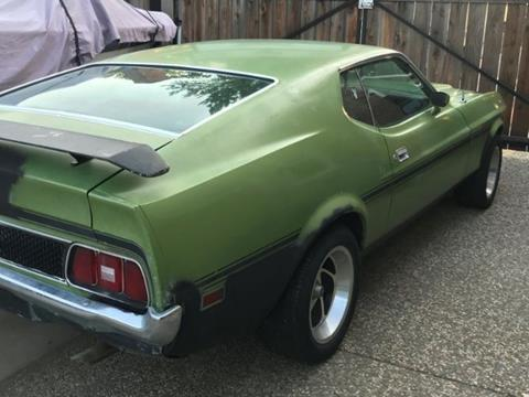 1972 Ford Mustang For Sale In Michigan Carsforsale