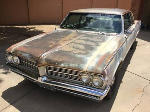 1964 Pontiac Tempest for sale in Cadillac, MI