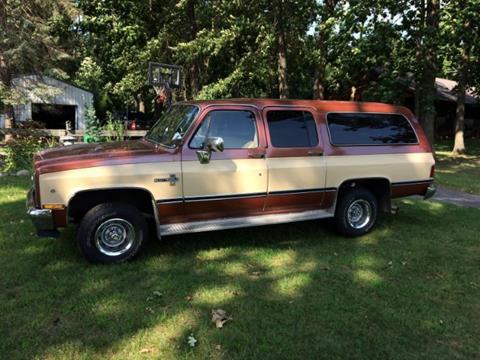 1983 chevy suburban diesel mpg