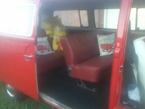 1970 Volkswagen Transporter II