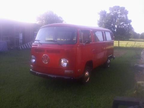 1970 Volkswagen Transporter II for sale in Cadillac, MI