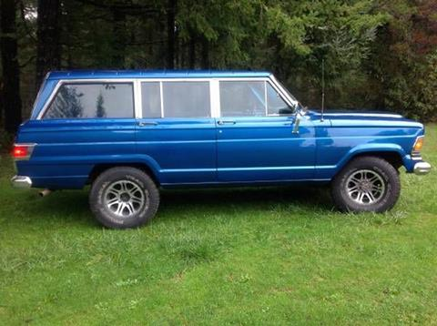 1972 Jeep Wagoneer for sale in Cadillac, MI
