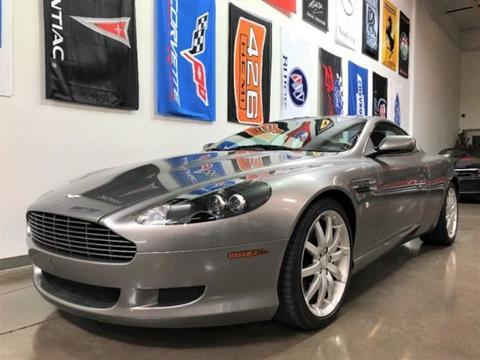 Aston Martin DB For Sale In Michigan Carsforsalecom - 2006 aston martin db9 for sale