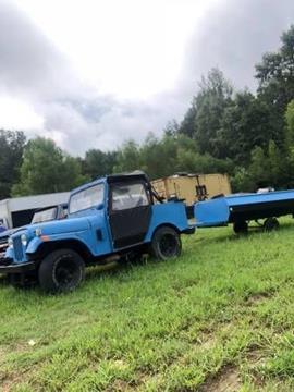 1976 Jeep CJ-7 for sale in Cadillac, MI