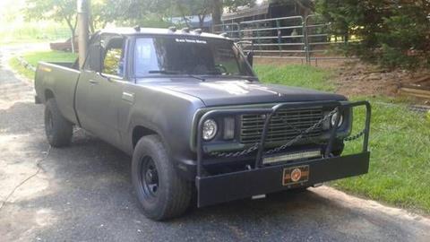 1978 Dodge D200 Pickup for sale in Cadillac, MI