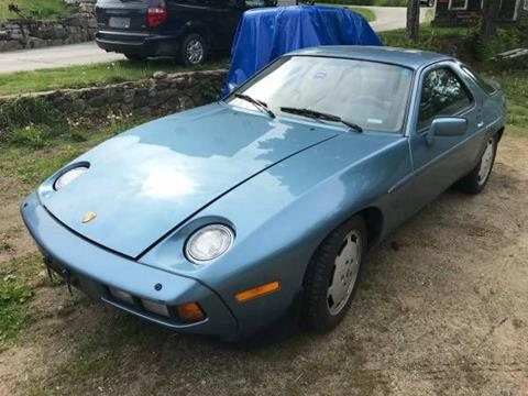 1986 Porsche 928 for sale in Cadillac, MI