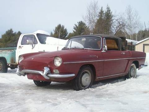 1967 Renault Caravelle for sale in Cadillac, MI