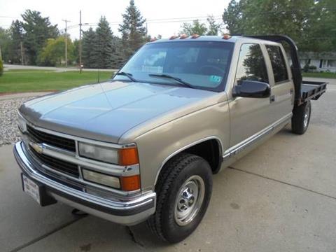 2000 Chevrolet Silverado 3500HD for sale in Cadillac, MI