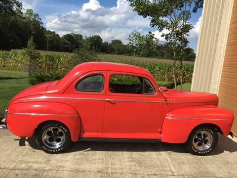 1942 Ford Super Deluxe for sale in Cadillac, MI