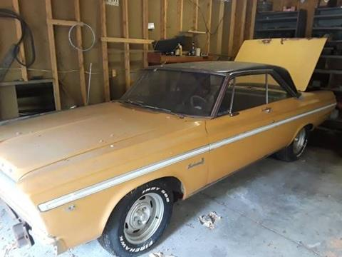 1965 Plymouth Belvedere for sale in Cadillac, MI