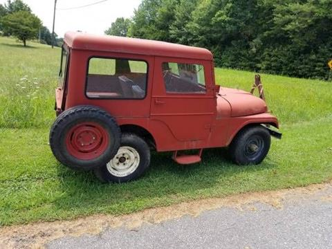 1966 Jeep CJ-7 for sale in Cadillac, MI