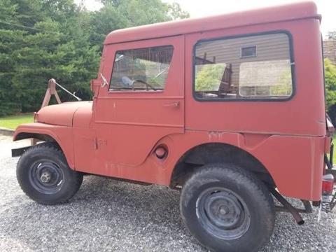 1966 Jeep CJ-7