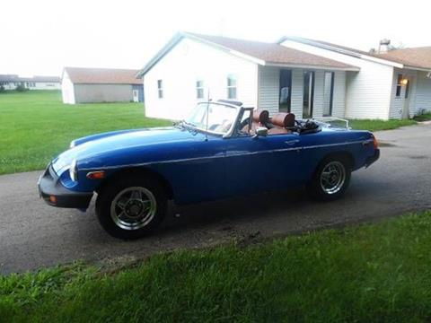 1976 MG MGB for sale in Cadillac, MI