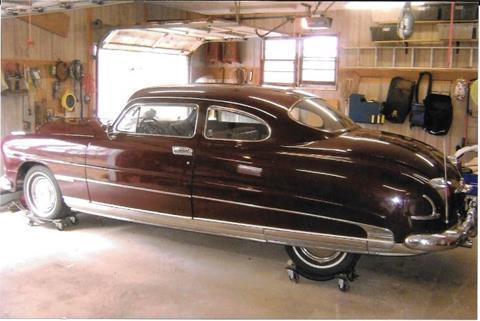 1952 Hudson Commodore for sale in Cadillac, MI