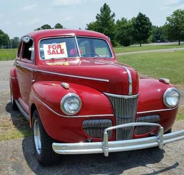 1941 Ford Super Deluxe for sale in Cadillac, MI